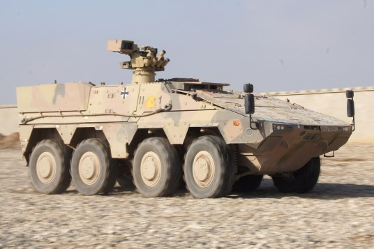 Artec Boxer Armored Personnel Carrier APC_2